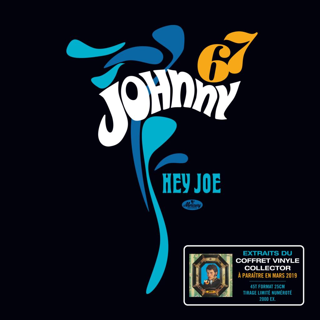 Johnny 67 Hey Joe LP 25 cm 06007561