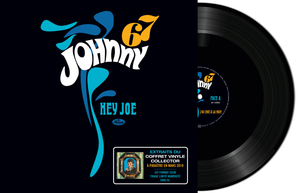 Johnny 67 Hey Joe LP 25 cm 06007562