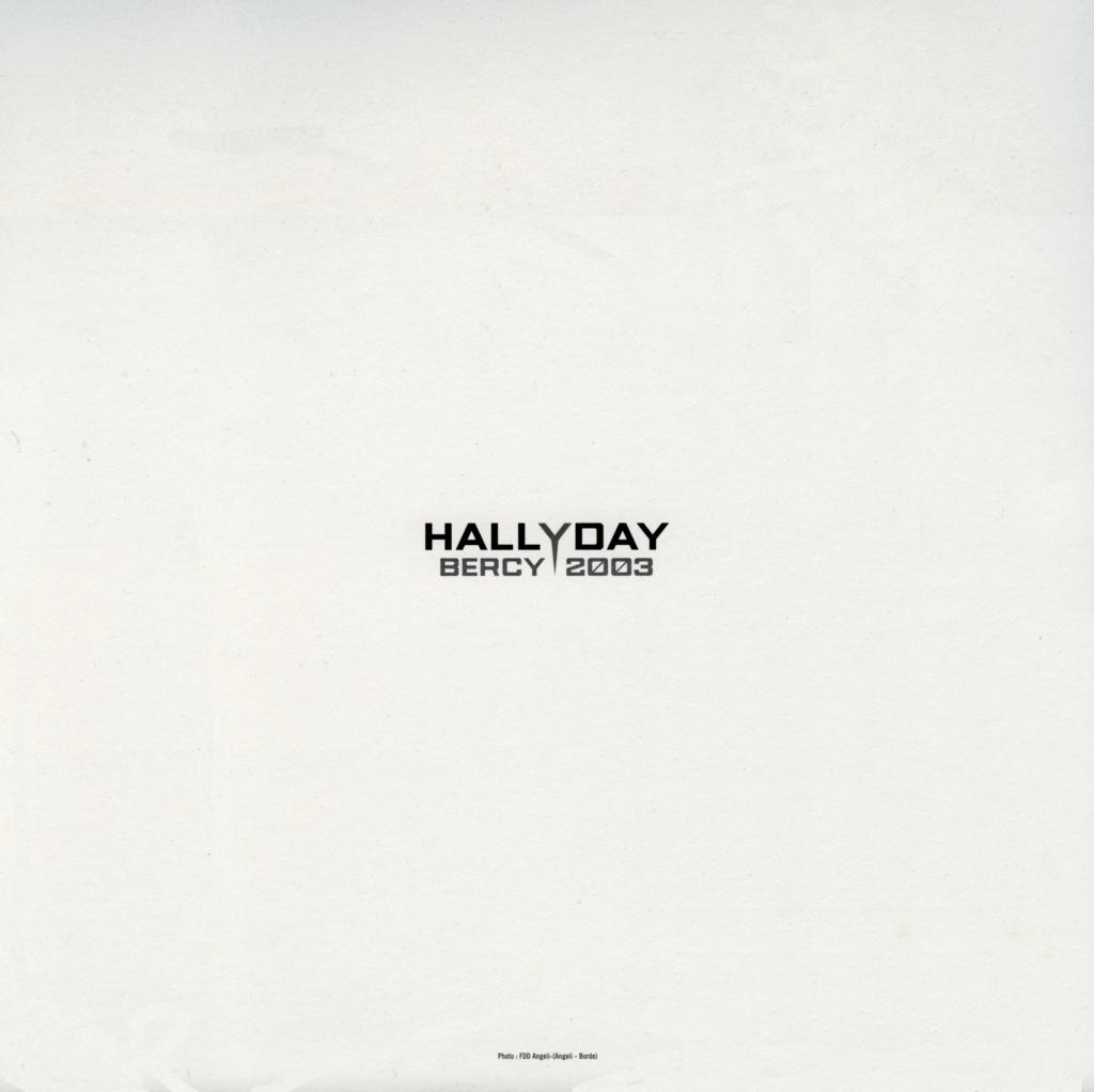 Le coffret 4 LP Bercy 2003 2020-105