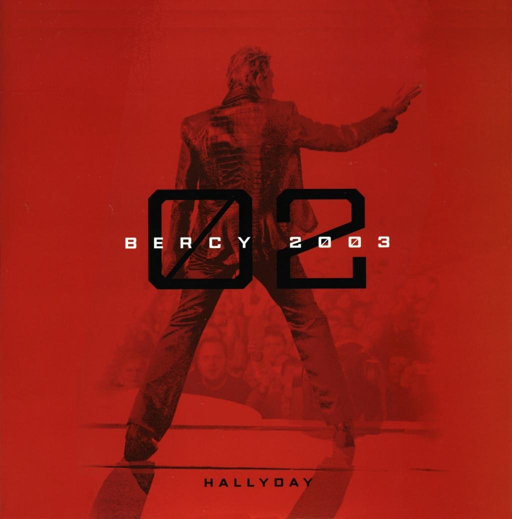 Le coffret 4 LP Bercy 2003 2020-188