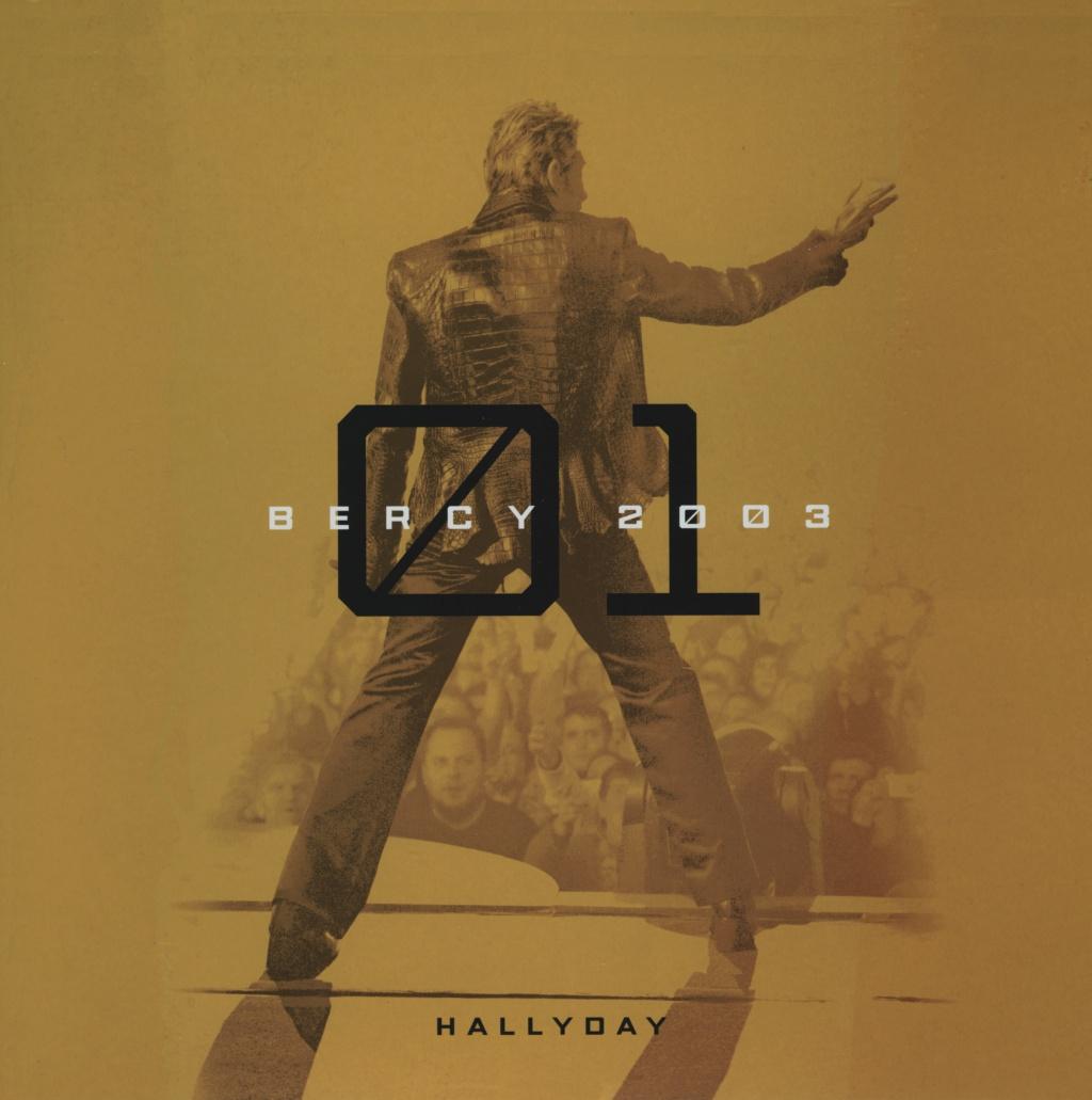 Le coffret 4 LP Bercy 2003 2020-189