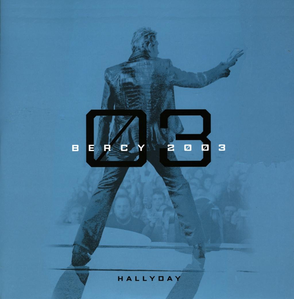 Le coffret 4 LP Bercy 2003 2020-192