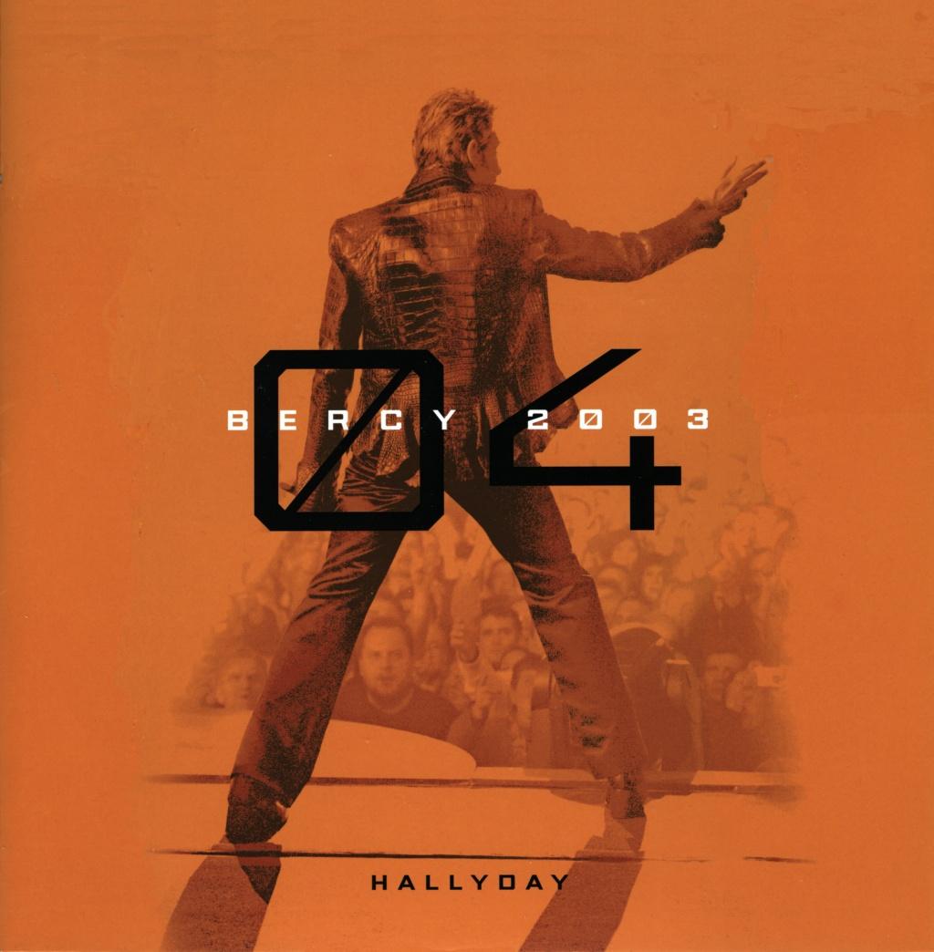 Le coffret 4 LP Bercy 2003 2020-195