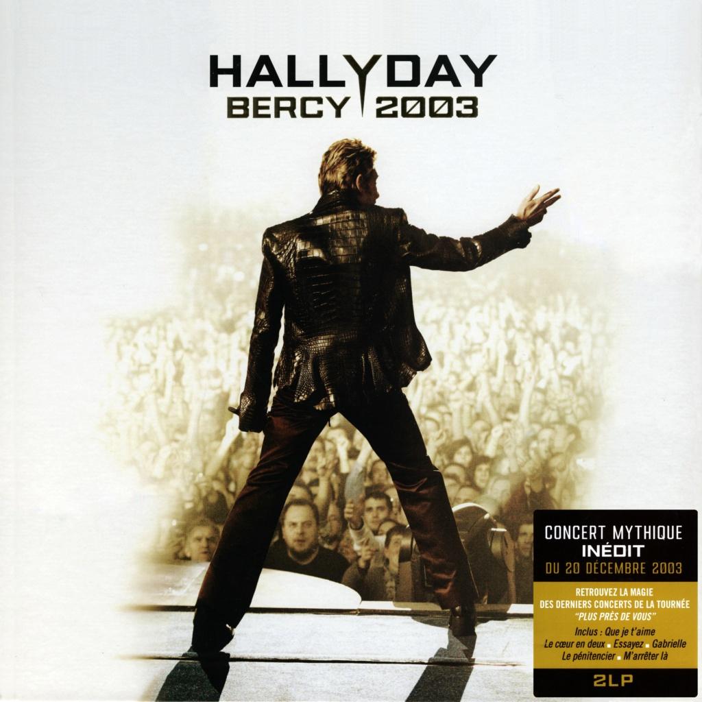Bercy 2003 Le double LP 2020-205