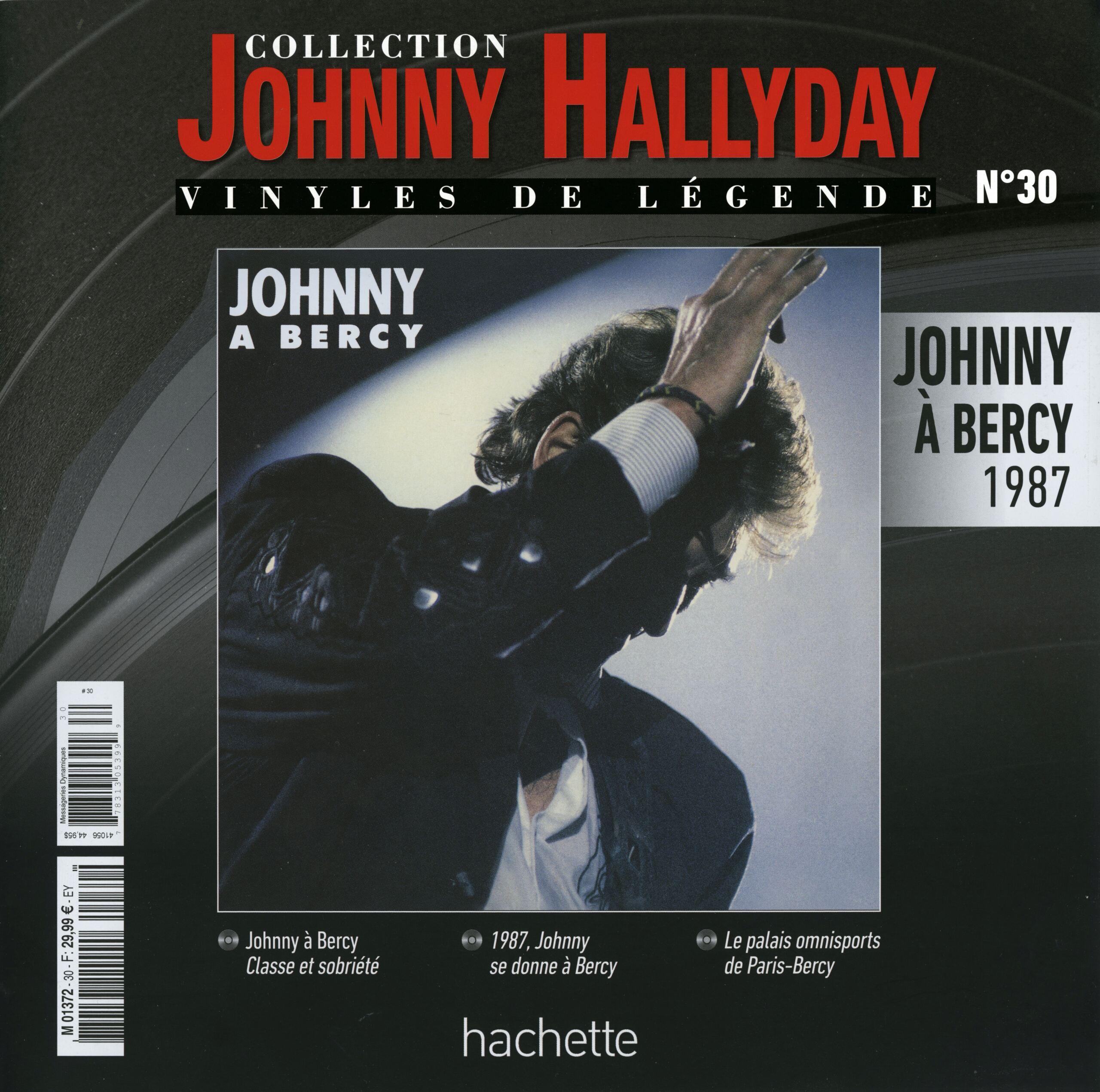 N° 30 Johnny à Bercy 87 2021-041