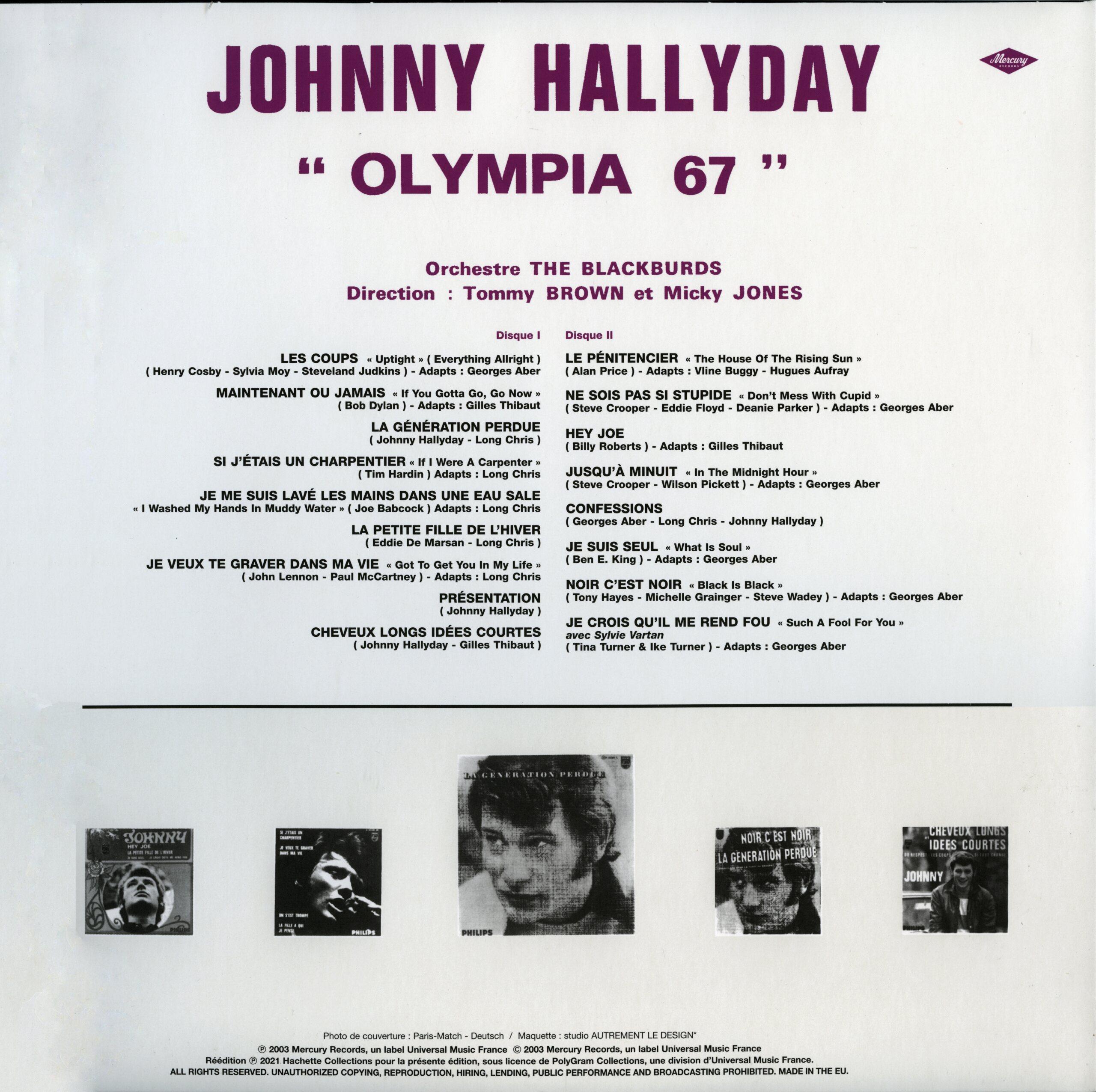 N° 36 Olympia 67 2021-068