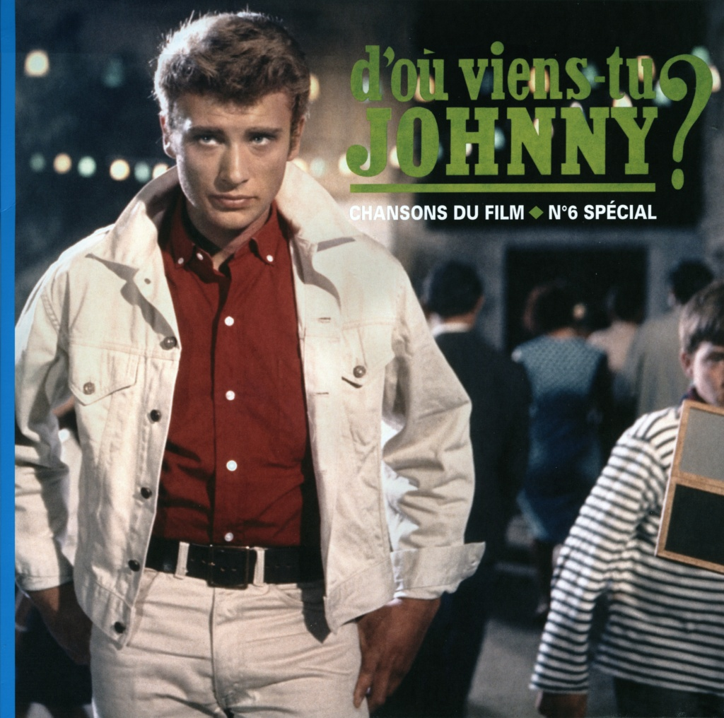 N° 25 D'où viens-tu Johnny? D_oz_v11