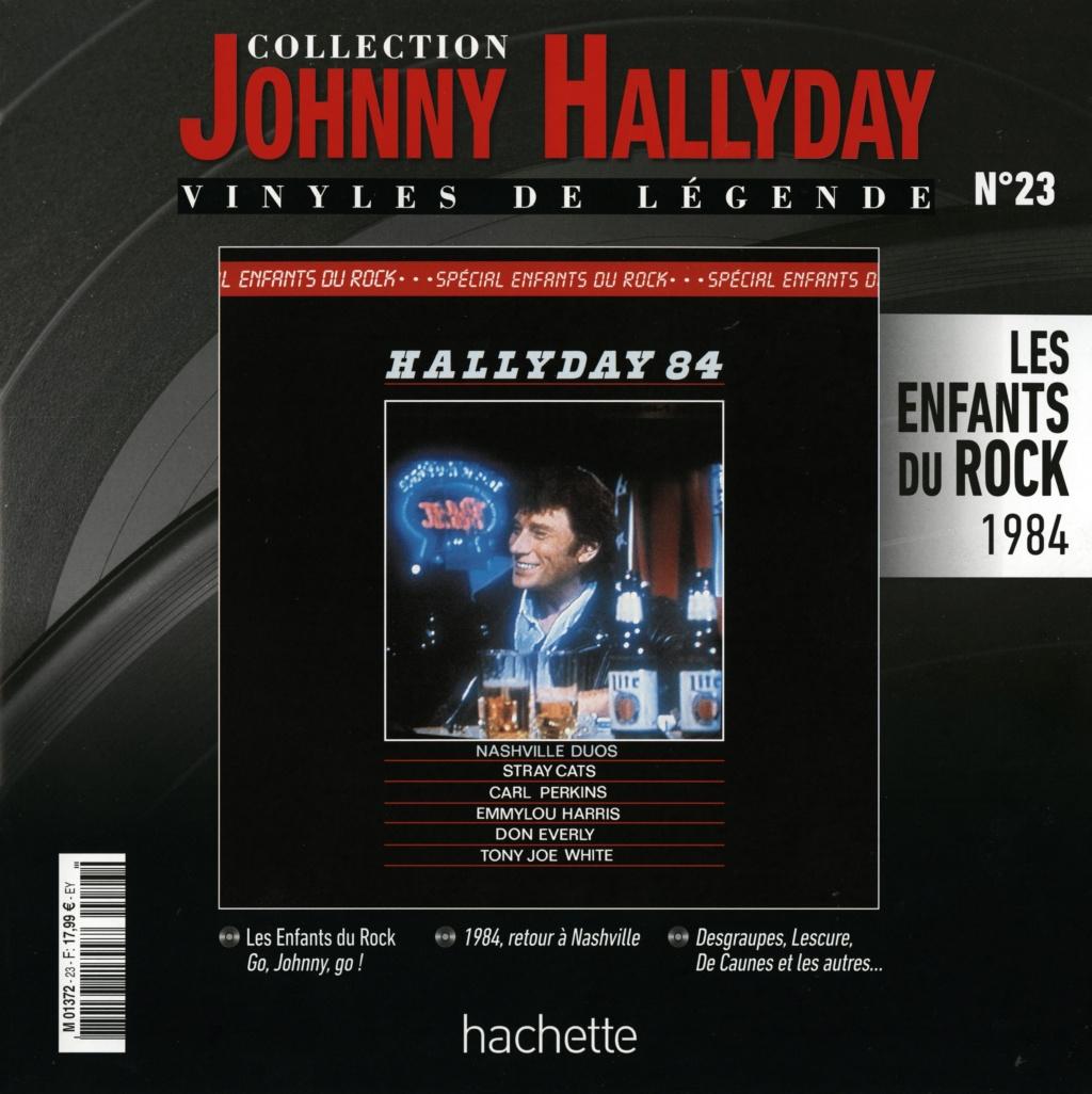 N° 23 Hallyday 84 Nashville en direct Hallyd12
