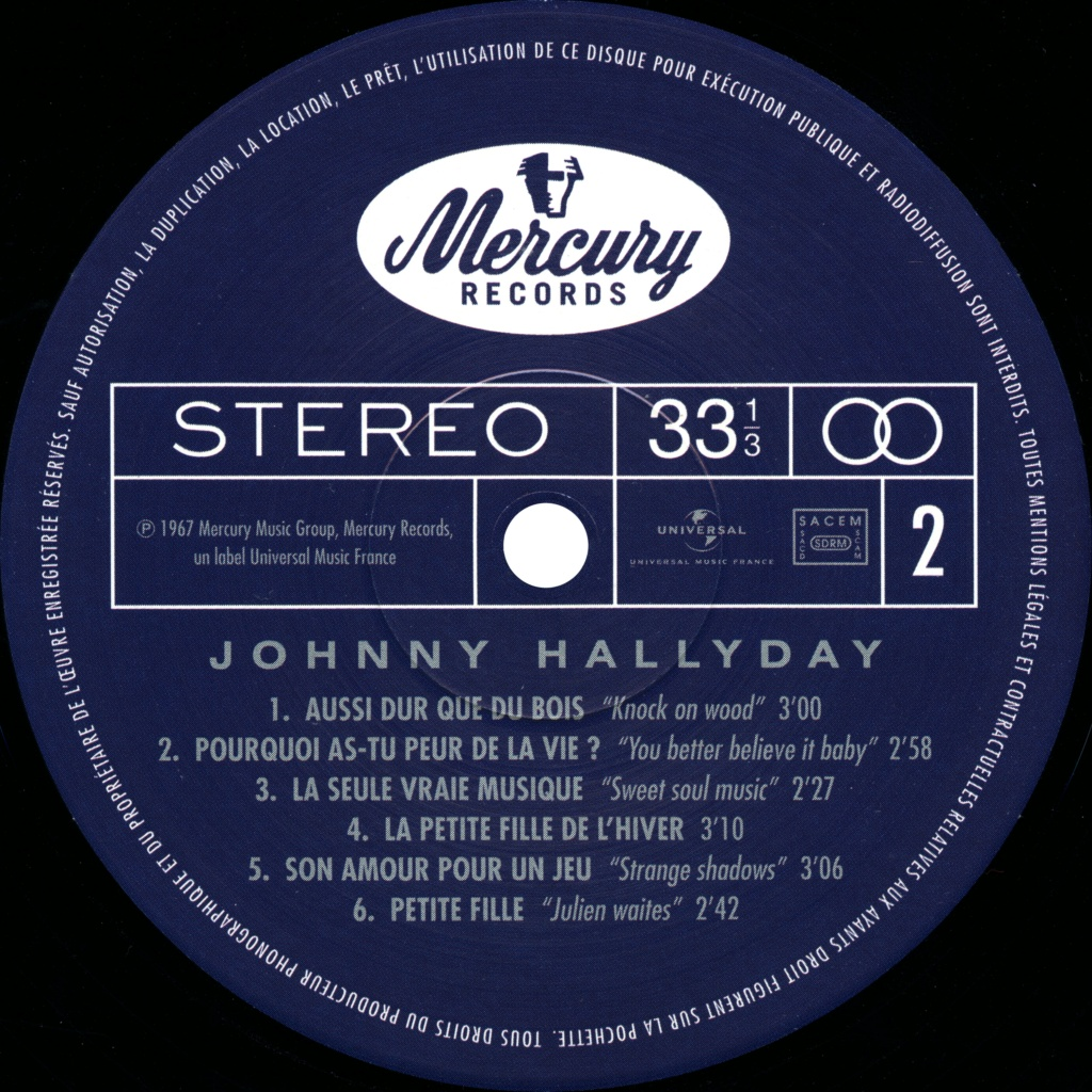 N° 17 Johnny 67 Johnny21