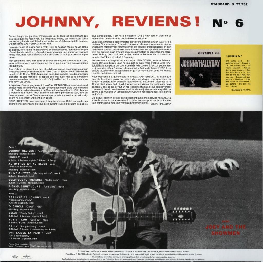 N° 22 Johnny, reviens! Les rocks les plus terribles Johnny27