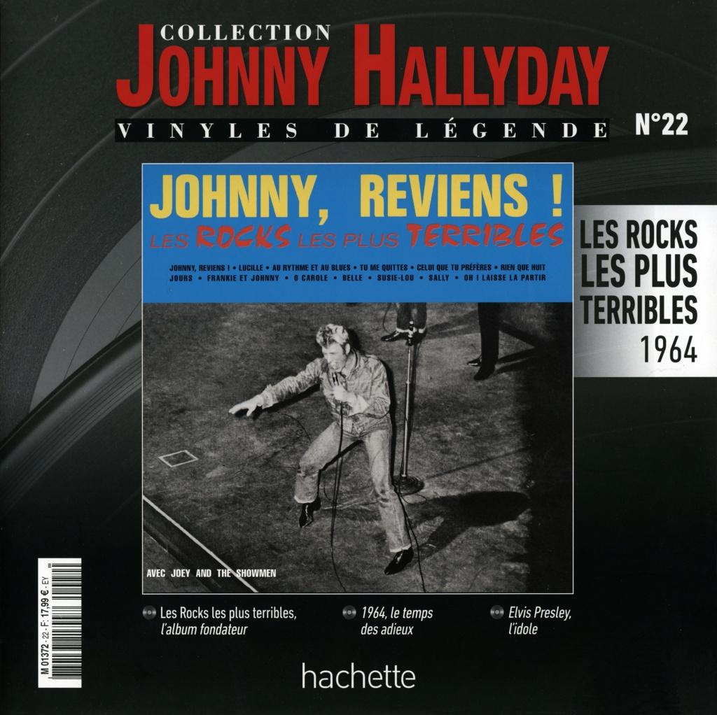 N° 22 Johnny, reviens! Les rocks les plus terribles Johnny28