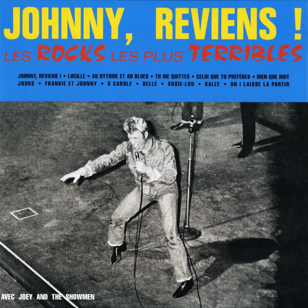 N° 22 Johnny, reviens! Les rocks les plus terribles Johnny29