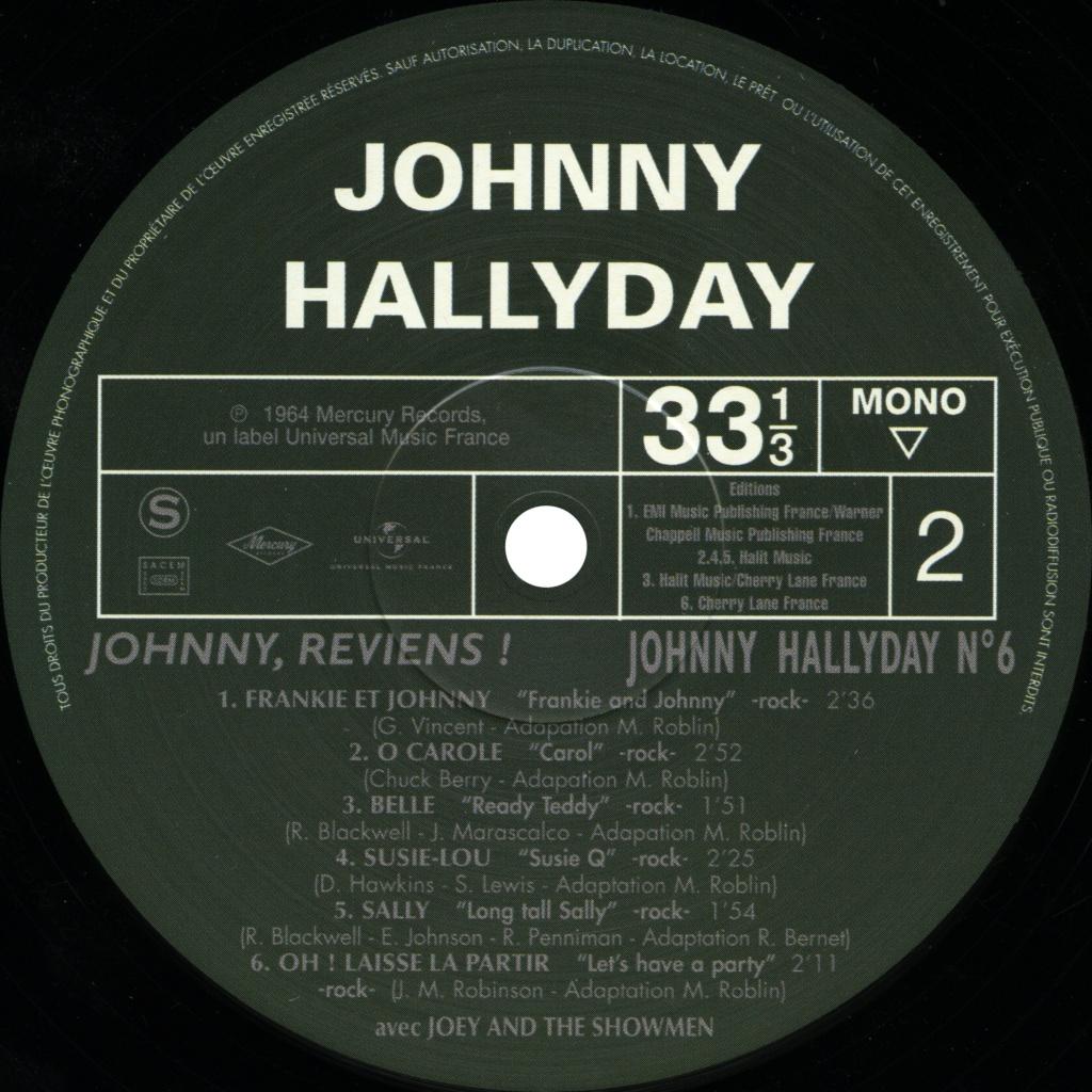N° 22 Johnny, reviens! Les rocks les plus terribles Johnny30