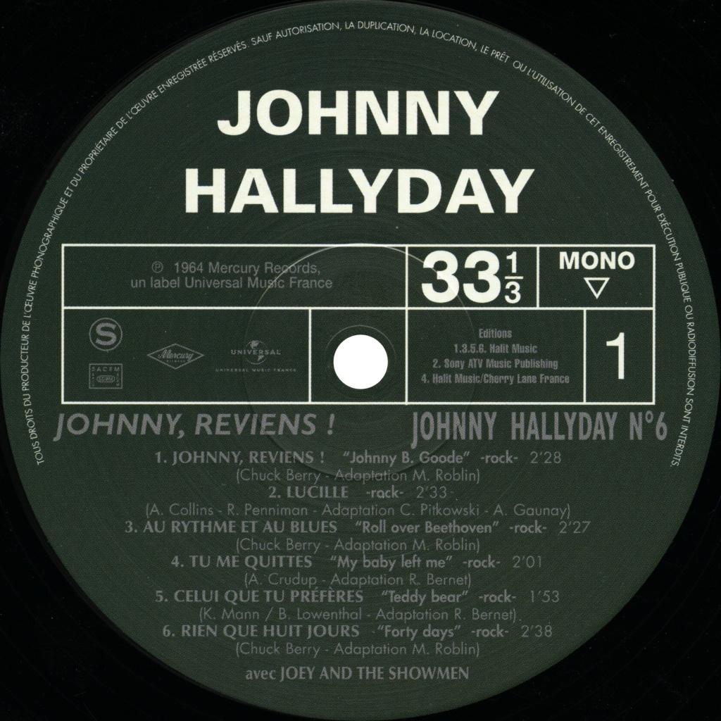 N° 22 Johnny, reviens! Les rocks les plus terribles Johnny31