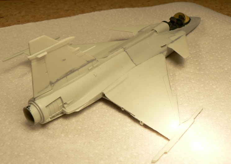 [Revell] Saab JAS 39 c Gripen 4-212