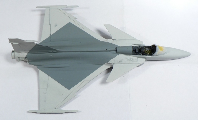 [Revell] Saab JAS 39 c Gripen 5-112