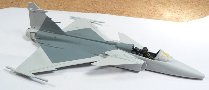 [Revell] Saab JAS 39 c Gripen 5-212