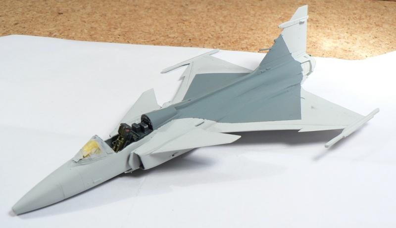 [Revell] Saab JAS 39 c Gripen 5-311