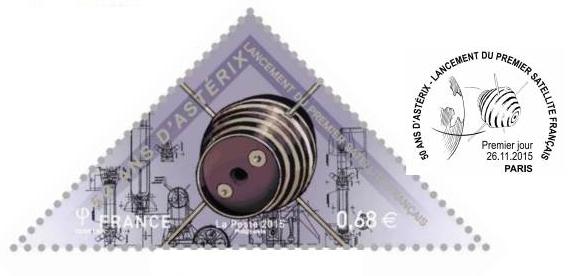 26 novembre 1965 : La France devient la troisième puissance spatiale  2015_111