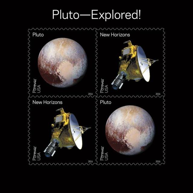 [Astrophilatélie] New Horizons et Pluton / Lune et Système Solaire par la Poste américaine en 2016 8-0_us10