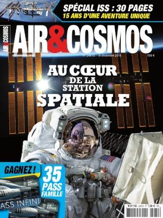 Air & Cosmos - Au coeur de la Station Spatiale Internationale - Numéro spécial ISS / 18 décembre 2015  Ac-24810