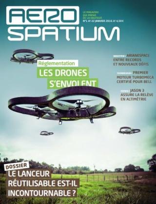 Aerospatium - Sortie d'un nouveau magazine aeronautique et spatial  Aerosp10
