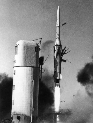 26 novembre 1965 : La France devient la troisième puissance spatiale  Diaman13