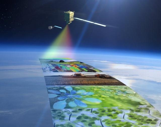 Mission FLEX - Prochaine mission d'exploration de la Terre de l'ESA  Flex_c10