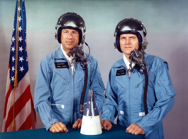 Gemini 7 et 6A / 50ème anniversaire Gemini12