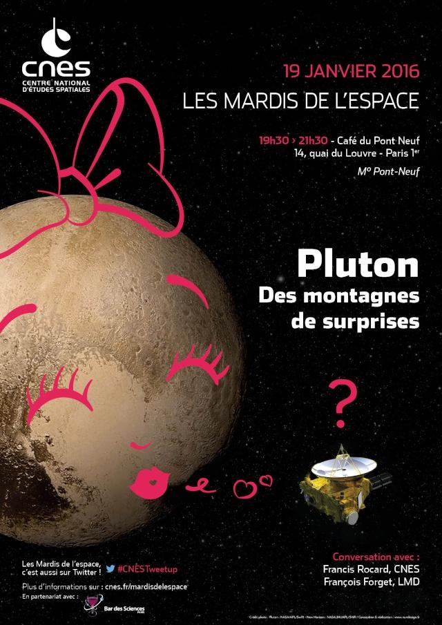 18 janvier 2016 - Conférence  (les Mardis de l'espace) - Pluton : des montagnes de surprises Mde_1911