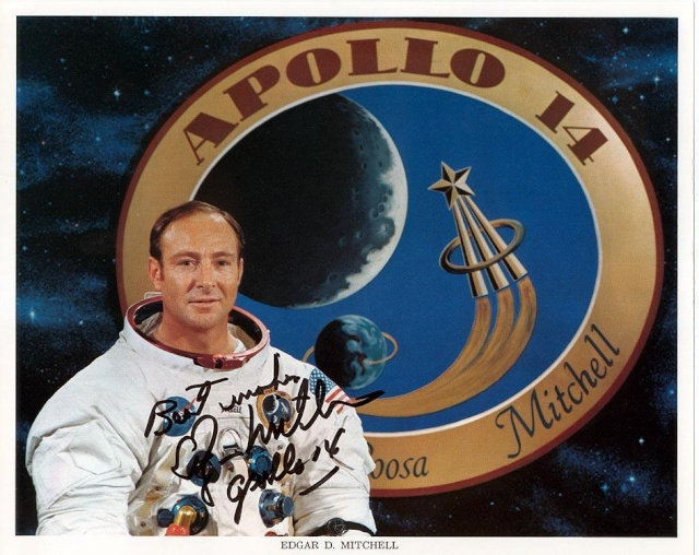 Disparition de l'astronaute Edgar Mitchell  (1930-2016) Mitche10