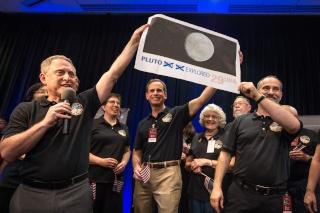 [Astrophilatélie] New Horizons et Pluton / Lune et Système Solaire par la Poste américaine en 2016 Pluton10