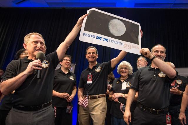 New Horizons - Mission, actualités ... Pluton11