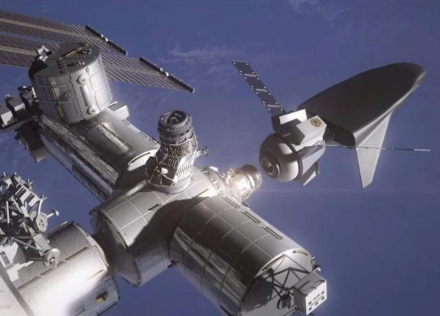 [ISS] La NASA sélectionne SpaceX, Orbital ATK et Sierra Nevada pour le ravitaillement de l'ISS (CRS-2) Snc_dr10