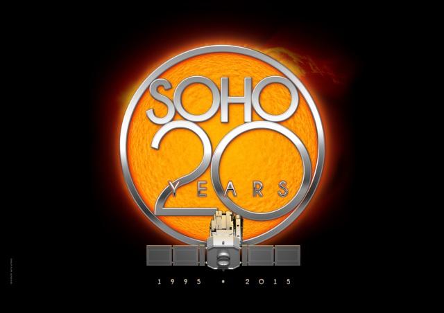 20ème anniversaire de la mission spatiale SoHO Soho-210