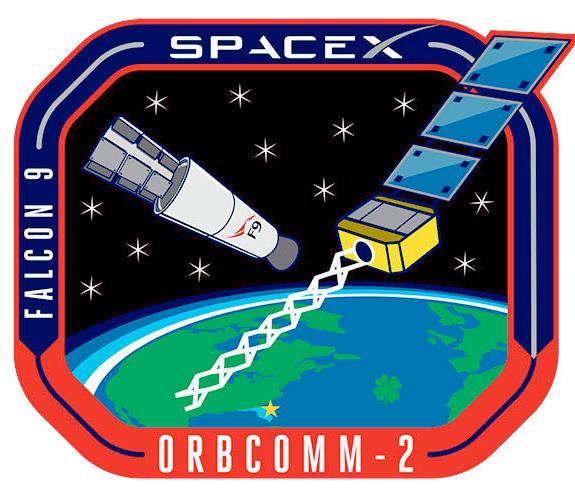 SpaceX - Test de retour réussi pour 1er Etage F9 / Lancement ORBCOMM 2 Spacex12