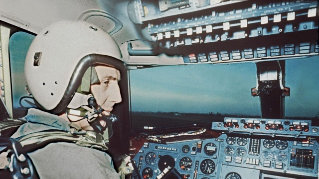 Disparition du pilote d'essais André Turcat  (1921-2016) Turcat10