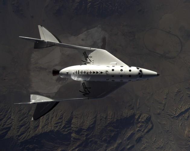 [SpaceShipTwo] Roll-out du prototype n°2 annoncé pour le 19 février prochain et préparatifs au 1er vol Vss_en10