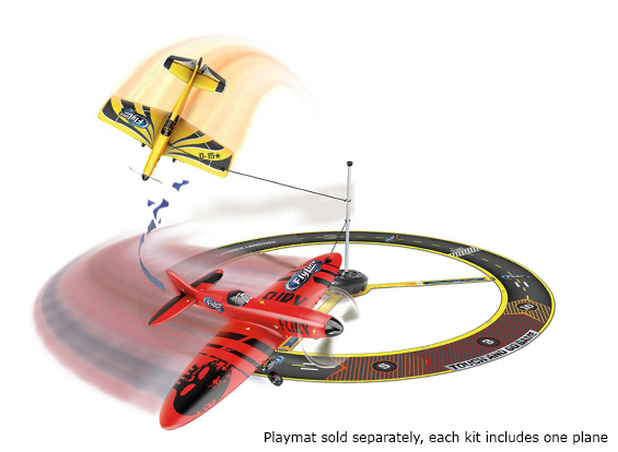 Cox Powered Tether Pole Hovercraft - Plans Now In Building Plans Hkflys10