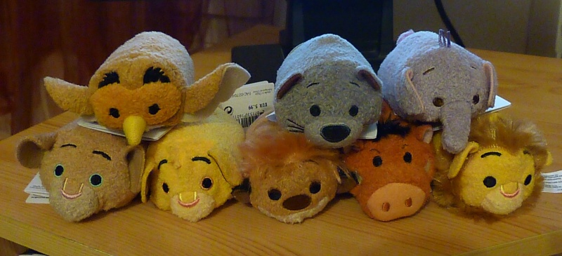 Peluches Tsum-Tsum - Page 6 P1450615