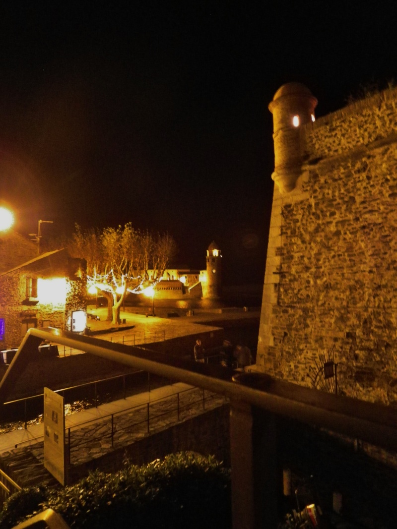 Collioure Nocturne Imgp0019