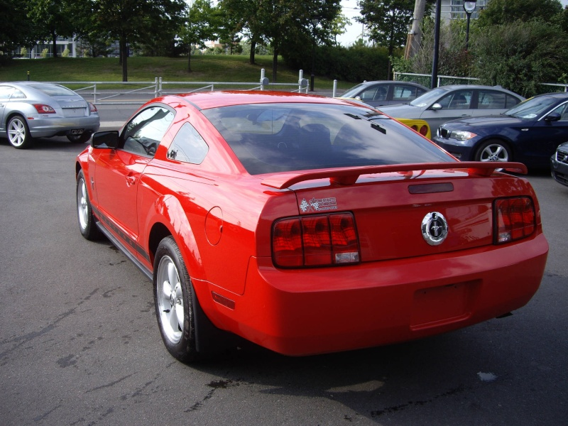 "Ma 'petite""BIS"" ' Mustang 4.0 V6 2007 510"