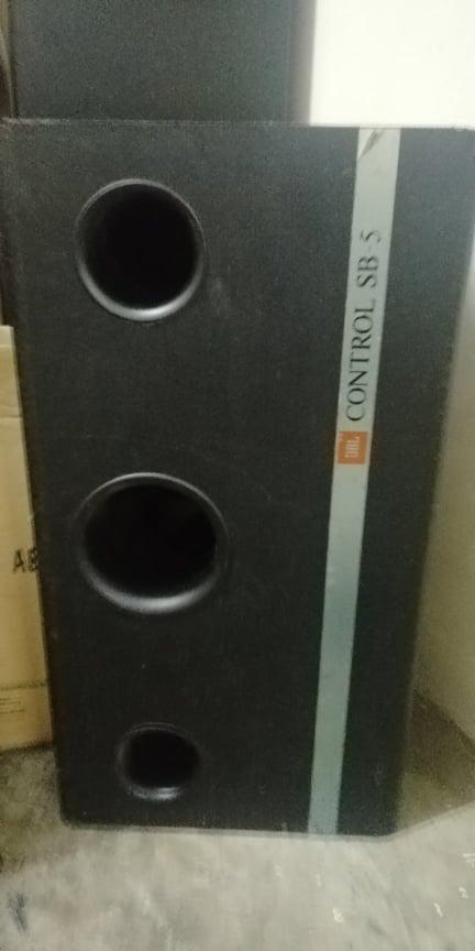 JBL SUB Control SB-5 SUBWOOFER 46485310