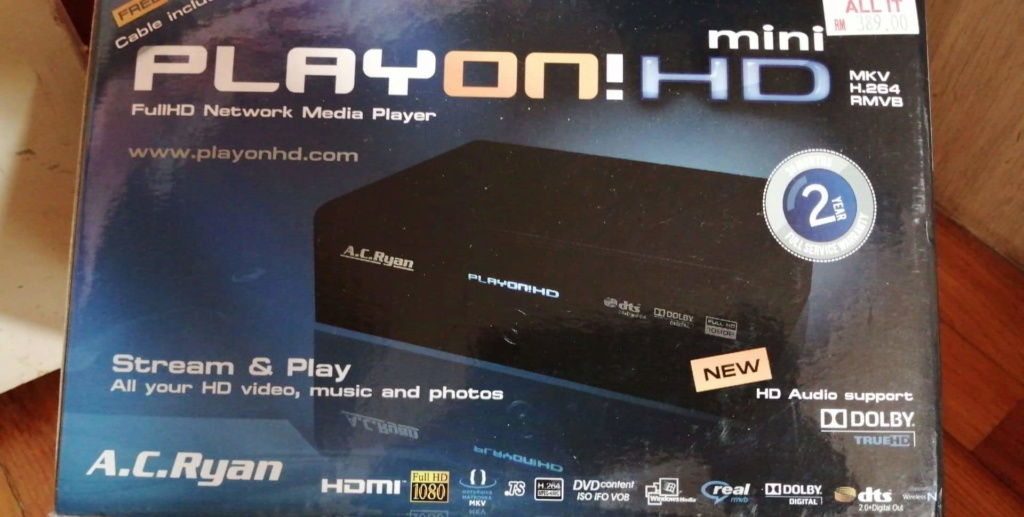 A.C ryan MiniPlayon!HD Receiv10