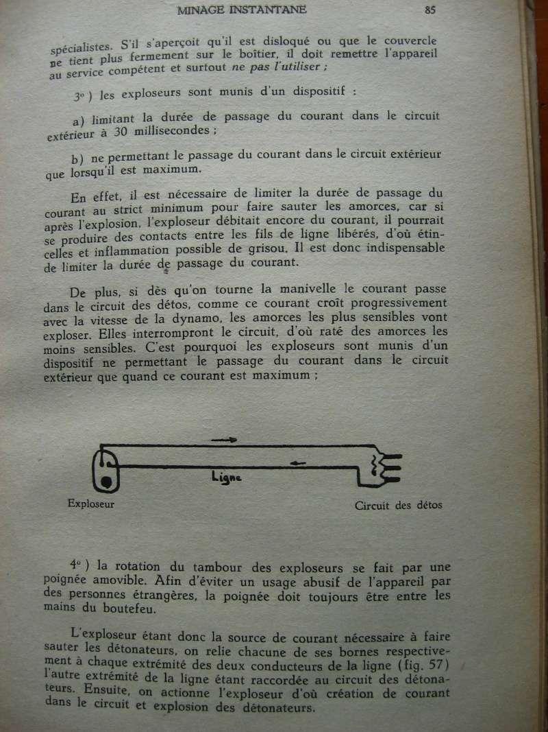 lampes de mineurs,  divers objets de mine, outils de mineur et documents  - Page 3 00222