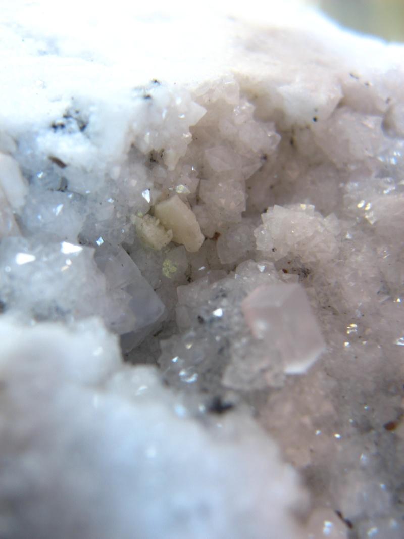 calcite (nouvelle découverte)mine Clara 00617