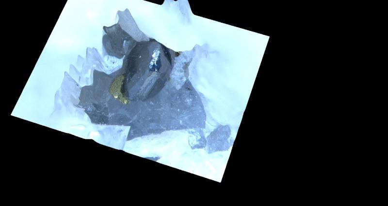 calcite (nouvelle découverte)mine Clara 039_bm11