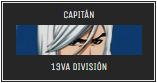 Capitán de la 13va División