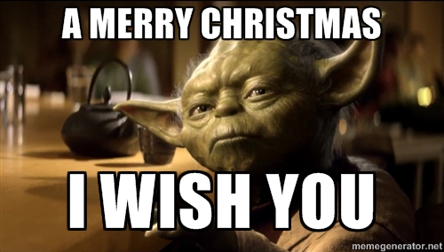Merry Christmas/festive season Yoda_x11