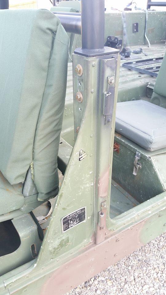Arceau pour Humvee 12234911